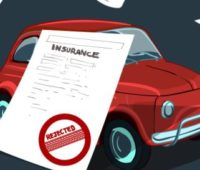 Rejected auto insurance claims